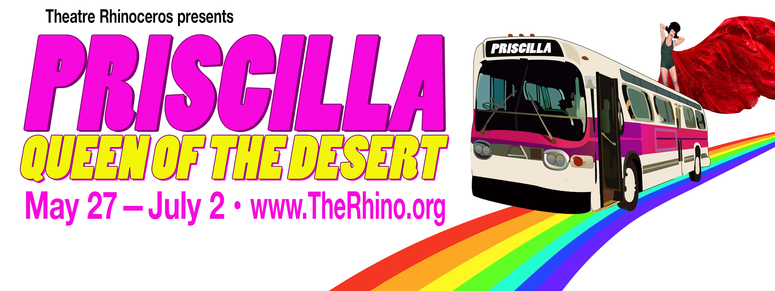 Priscilla, Queen of the Desert.