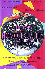 History of Homosexuality in Six Scenes